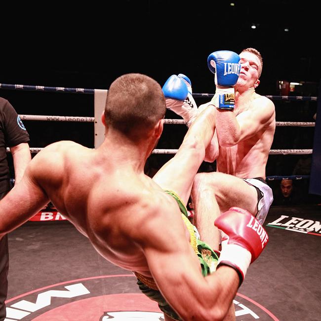 kick boxing fight club